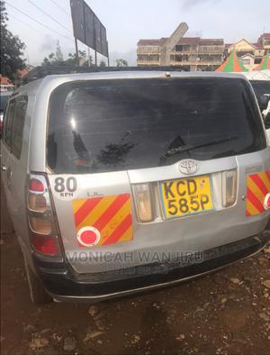 Toyota Succeed 2007 Silver | Cars for sale in Kajiado, Ngong