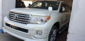 Toyota Land Cruiser 2013 White | Cars for sale in Mombasa, Mombasa CBD
