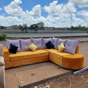 Modern L-Seat | Furniture for sale in Nairobi, Kahawa