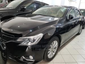 Toyota Mark X 2014 Black   Cars for sale in Mombasa, Ganjoni