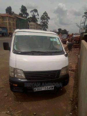 Nissan Caravan 2012 White | Buses & Microbuses for sale in Kiambu, Kikuyu