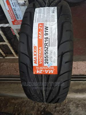 205/55 R16 Maxxis Tyre Victra 91W Made in Thailand | Vehicle Parts & Accessories for sale in Nairobi, Nairobi Central
