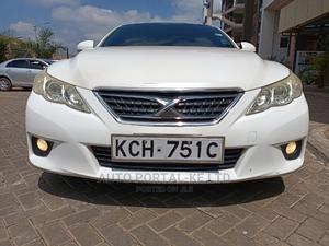 Toyota Mark X 2009 White | Cars for sale in Nairobi, Langata