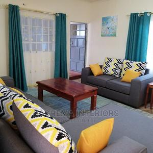 Turquoise Blue Linen Curtains | Home Accessories for sale in Nairobi, Nairobi Central