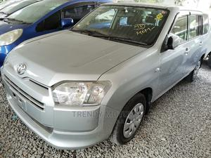 New Toyota Succeed 2015 Silver   Cars for sale in Mombasa, Ganjoni
