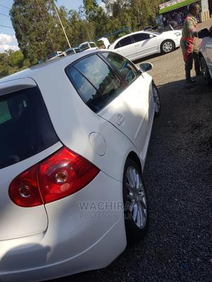 Volkswagen Golf 2009 White   Cars for sale in Nairobi, Nairobi Central
