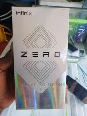 New Infinix Zero 8 128 GB Black   Mobile Phones for sale in Nairobi, Nairobi Central