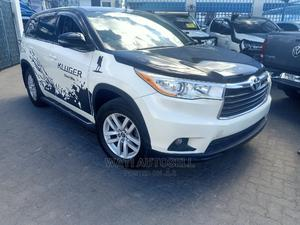 Toyota Kluger 2014 White | Cars for sale in Mombasa, Mombasa CBD