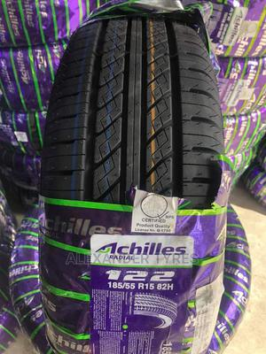 185/55 R15 Achilles Tyre Made in Indonesia   Vehicle Parts & Accessories for sale in Nairobi, Nairobi Central