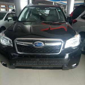 Subaru Forester 2014 Black | Cars for sale in Mombasa, Mombasa CBD