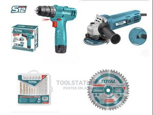 4 Pc Combo Cordless Drill & Drill Bit Set With Grinder&Blade   Electrical Hand Tools for sale in Nairobi, Nairobi Central