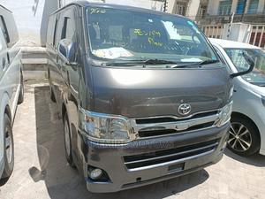 Toyota Grand HiAce 2014 Gray | Buses & Microbuses for sale in Mombasa, Mombasa CBD