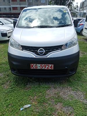 Nissan NV 200 2014 Silver   Buses & Microbuses for sale in Nairobi, Woodley/Kenyatta Golf Course