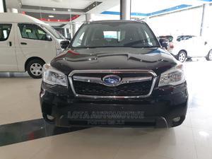 Subaru Forester 2014 Black   Cars for sale in Mombasa, Tudor