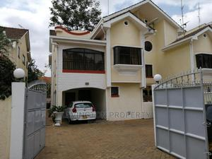 Impressive 5 Bedrooms Townhouse, Family Room, Dsq, 24hrs Se | Houses & Apartments For Sale for sale in Lavington, Maziwa