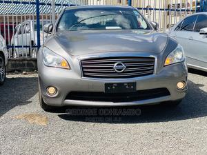 Nissan Fuga 2014 Gray   Cars for sale in Nairobi, Kilimani