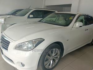 Nissan Fuga 2014 White   Cars for sale in Mombasa, Mombasa CBD