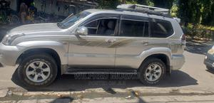 Toyota Land Cruiser Prado 2007 Silver | Cars for sale in Mombasa, Changamwe