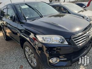 Toyota Vanguard 2014 Black | Cars for sale in Mombasa, Ganjoni