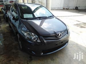 Toyota Auris 2012 Gray   Cars for sale in Mombasa, Mvita