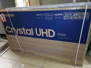 Samsung 75 Inch Smart 4k Uhd Tu8000 Led Tv | TV & DVD Equipment for sale in Nairobi, Nairobi Central