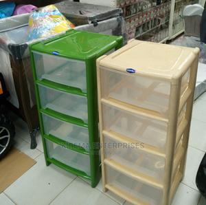 Plastic Chest of Drawers 3.0 Utc | Furniture for sale in Nairobi, Nairobi Central