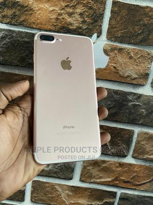 Apple iPhone 7 Plus 32 GB Gold   Mobile Phones for sale in Nairobi, Nairobi Central