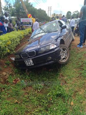 BMW 318i 2004 Blue | Cars for sale in Nairobi, Langata