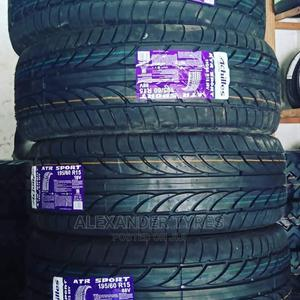 195/60 R15 Achilles Tyre Made in Indonesia   Vehicle Parts & Accessories for sale in Nairobi, Nairobi Central