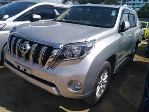 Toyota Land Cruiser Prado 2016 3.0 D-4d (190 Hp) 7 Seats Silver   Cars for sale in Mombasa, Mombasa CBD