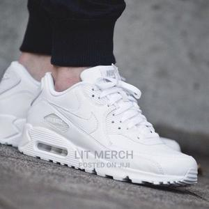 Nike Airmax White Sneakers   Shoes for sale in Nairobi, Nairobi Central