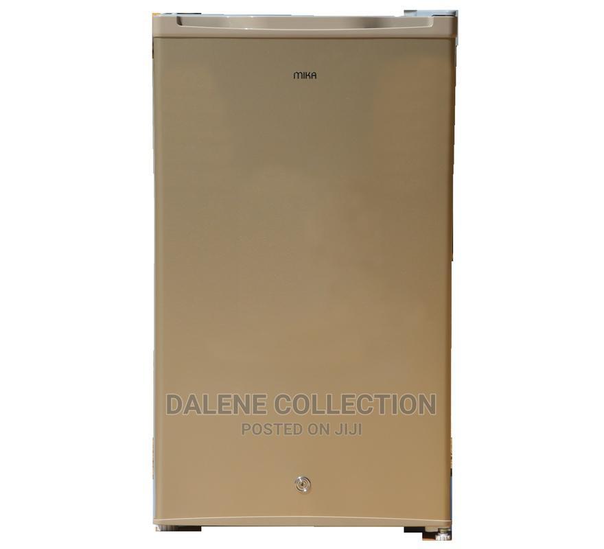 Archive: Mika Fridge 92L, Direct Cool, Single Door, Gold