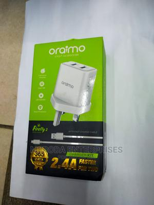 Original Oraimo Fast Charger   Accessories for Mobile Phones & Tablets for sale in Nairobi, Nairobi Central