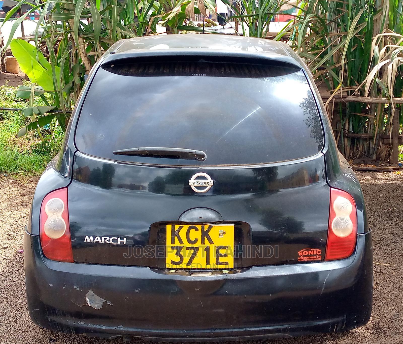 Nissan March 2010 Green   Cars for sale in Nyali, Mombasa, Kenya