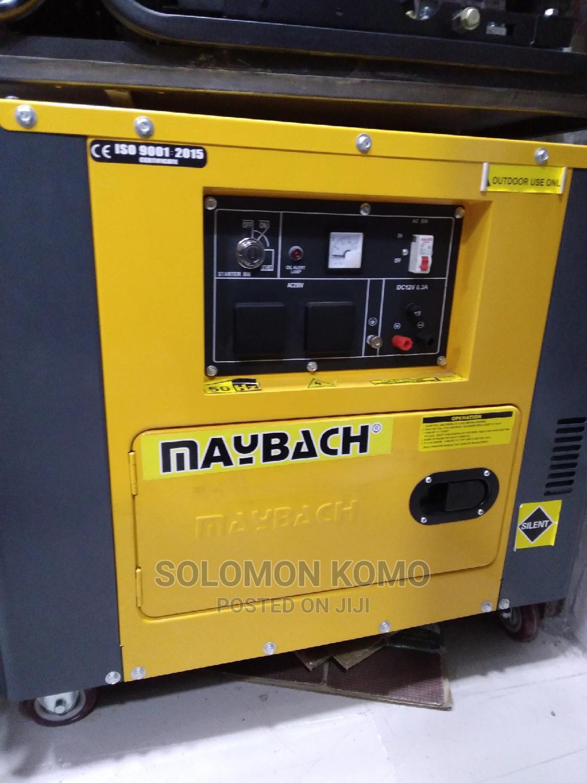 Maybach 12kva DIESEL Generator Automatic