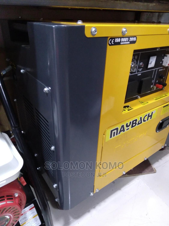 Maybach 12kva DIESEL Generator Automatic   Electrical Equipment for sale in Nairobi Central, Nairobi, Kenya