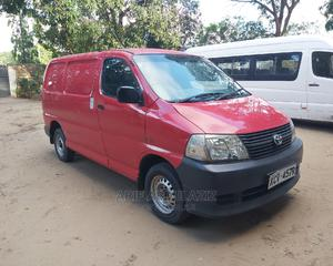 Toyota Hiace 2008 Red | Buses & Microbuses for sale in Mombasa, Ganjoni