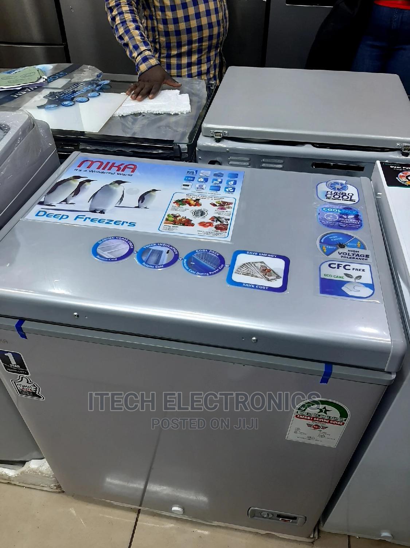 Archive: Mika Chest Freezer-150l Brand New