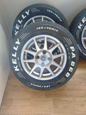 185/70r14 Kelly Tyres Is Made in China | Vehicle Parts & Accessories for sale in Nairobi, Nairobi Central