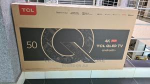 TCL 50-Inch QLED Smart 4K HDR10+ Android TV - Brand New | TV & DVD Equipment for sale in Nairobi, Nairobi Central
