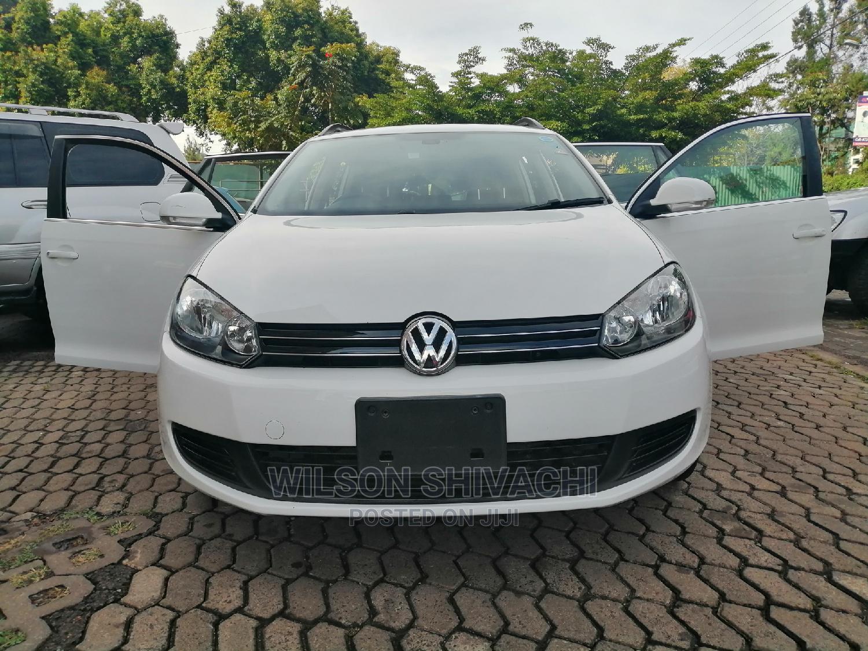 Archive: Volkswagen Golf 2013 White