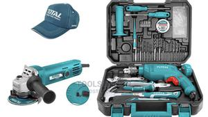 Total Toolkit +Impct Drill+4/12 Grinder+Free Cap   Electrical Hand Tools for sale in Nairobi, Nairobi Central