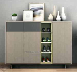 Entry Shoe Rack Cabinet | Furniture for sale in Nairobi, Kariobangi