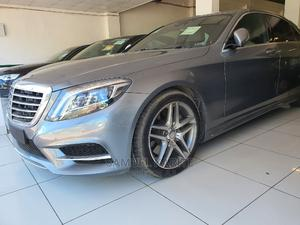 Mercedes-Benz S Class 2015 Gray   Cars for sale in Mombasa, Tudor