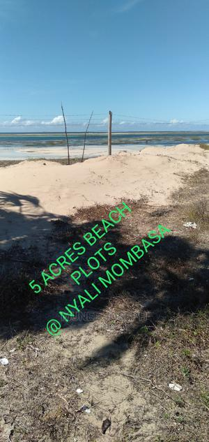 Nyali - 5 Acres Beach Plot for Sale   Commercial Property For Sale for sale in Mombasa, Nyali