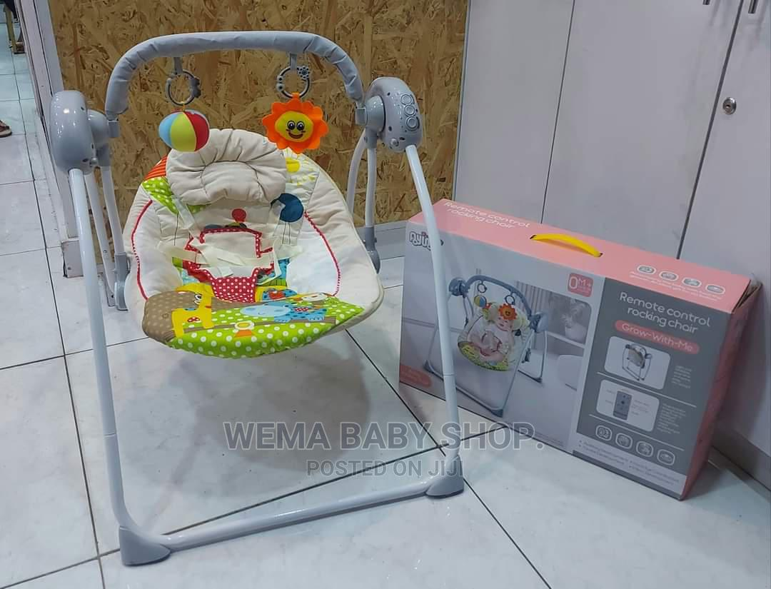 Baby Automatic Electric Swing