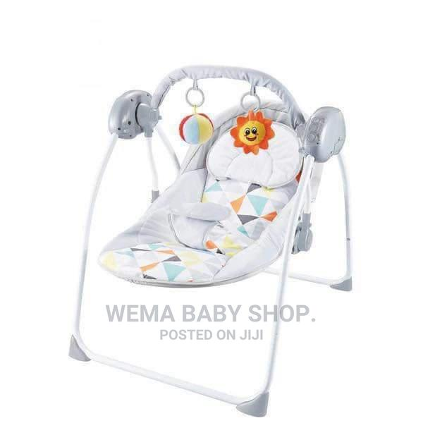 Baby Automatic Electric Swing   Children's Gear & Safety for sale in Nairobi Central, Nairobi, Kenya