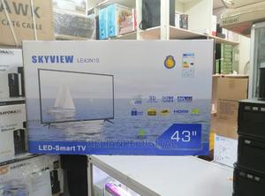 Skyview New 43 Inches Android Smart Digital Tvs | TV & DVD Equipment for sale in Nairobi, Nairobi Central