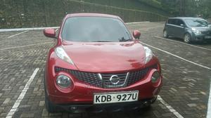 Nissan Juke 2014 Red   Cars for sale in Nairobi, Ridgeways