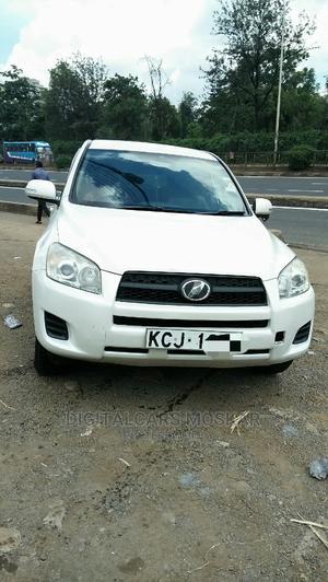 Toyota RAV4 2009 White | Cars for sale in Nairobi, Nairobi Central